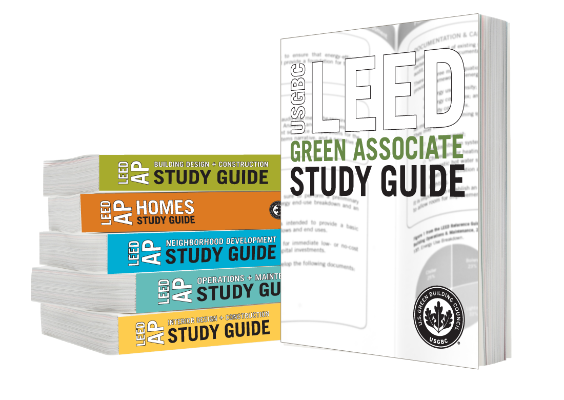 LEED Study Guides