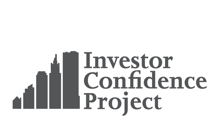 Investor Confidence Project